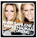 Anna Sahlene & Maria Haukaas Storeng